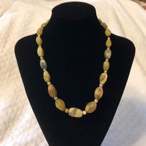 JAY KING DTR NATURAL STONE NECKLACE
